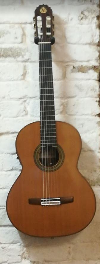 Meistergitarre Amalio Burguet